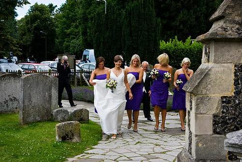 Checklist When Choosing A Wedding Venue