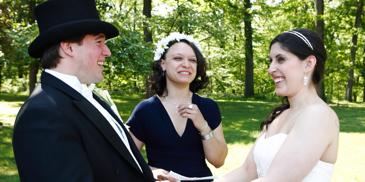 Hiring A Wedding Officiant
