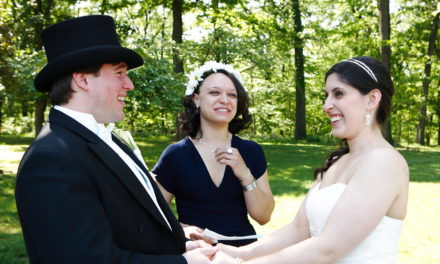 How To Choose Wedding Officiant